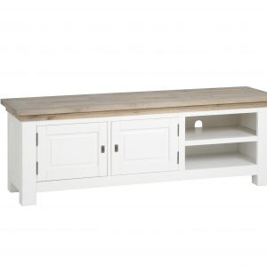 Tv Meubel Maison White Antique 160 cm
